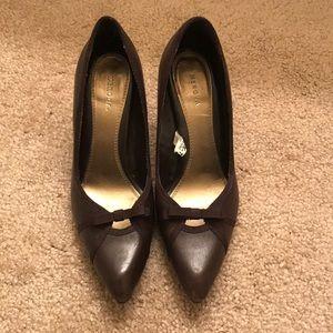 Merona Brown Heels